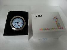 Smartwatch No.1 D5 *Android* *Iphone* *Aluminiumgehäuse* *Lederarmband*