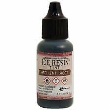 ICE Resin Ancient Root Tints, Brown Pigment Dye 1/2 oz. bottle