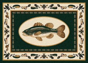 Milliken Fishtales Trophy Area Rug