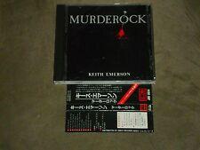 Keith Emerson Murderock Japan CD