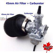 Mikuni VM26 Carb 30mm Carburetor Air Filter For 150cc 160cc Pitster Pro SSR