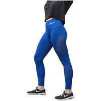 Damen Leggings Sporthose Laufhose Fitness yoga Gym Jogginghose Leggins Dame Frau