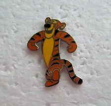 *~*Disney Tigger Walking Black Nose Pin Winnie The Pooh*~*