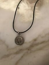 Lululemon Handmade Necklace Made with Authentic Lululemon Accessories