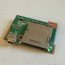 HP TouchSmart PC Mini FireWire Card Reader Board 5189-2817