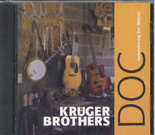 Kruger Brothers CD Remembering Doc Watson