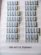 BERLIN, umfangr. ** ATM-Posten, insges.ca. 550 Marken - hoher Kat.-Wert! (P0625)