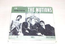 THE MOTIONS Singles A's & B's 2CD Box 2002 54trk Nederbeat CD