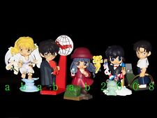 CLAMP in 3-D LAND Figure Part.4 Gashapon (full set of 5 figures)