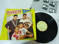 """Tennessee Una Noche en Malibu 1989 EMI - LP Vinilo 12"""" VG/VG"""