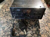 YAESU FT-221 Ham Radio Transceiver USB, LSB, AM, FM and CW