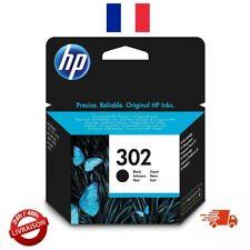 Cartouche Encre Noir Imprimante HP 302 F6U66AE Qualité Supérieure