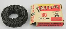 Atlas HO Tie Strip 25 Feet Factory Rolled Box NOS Parts Railroad Track Train