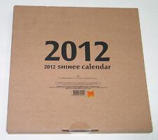 SHINee - 2012 SM OFFICIAL Calendar (DESK Type)