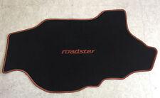 Kofferraumteppich Autoteppich für Mazda MX 5 NB roadster schwarz braun 1tlg Neu