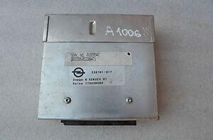 A-1006 OPEL LPG CONTROL UNIT ECU 238701017 / 238701-017 / 173238202