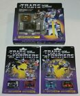 Transformers Soundwave G1 WALMART EXCLUSIVE Laserbeak, Ravage, Rumble, Buzzsaw