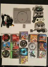 Sony PlayStation 1 Gray Video Game Console NTSC - (SCPH-7501)