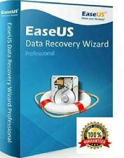 EaseUS Data Recovery Wizard PRO 🔥LifeTime🔑100% Clean🔥 License Key