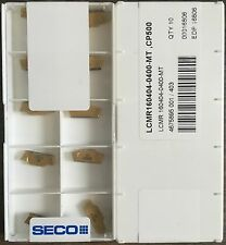 SECO LCMR160404-0400-MT ,CP500 - 1 Factory pack (10pcs)