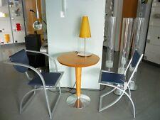 Mobilair,Tisch, Bistrotisch, Designerstück, kleiner Esstisch, Holz, rund