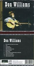 Don WILLIAMS (CD) 2007 Ruby Tuesday, Tears -NEUF / NEW-