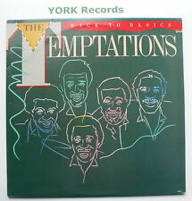 TEMPTATIONS - Back To Basics - Excellent Condition LP Record Gordy 6085GL