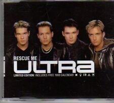 (BJ416) Ultra, Rescue Me - 1998 CD