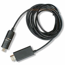 10PD Micro USB MHL a HDMI HDTV CABLE ADAPTER for Samsung Galaxy S2 S3 S4 HTC WT