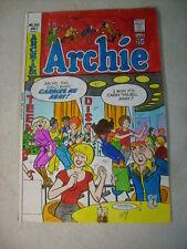 Archie #263 Original Cover Art Color Guide/Painting, 1970'S, Disco Dance
