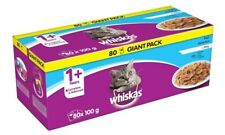 Whiskas 1+ Adult Cat Giant Selection Packs | Cats