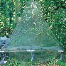Militare dell'Esercito Zanzare Campeggio Letto Lettino rete con Stuff Sack adulto verde singolo