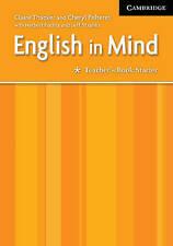 English in Mind Starter Teacher's Book by Thacker, Claire, Pelteret, Cheryl