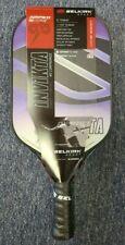Selkirk 2020 AMPED Invikta X5 FiberFlex Pickleball Paddle Midweight Purple