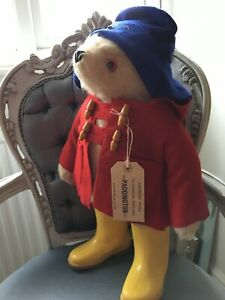 Genuine GABRIELLE DESIGN Paddington Bear 1972 Immaculate Condition 😀
