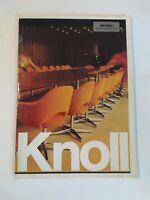 Catalogo KNOLL 1977 italiano / inglese / tedesco / spagnolo - Massimo Vignelli