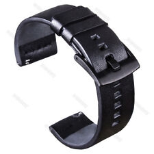 For Fossil Watch Genuine Leather Band Wrist Strap 18/20/22mm+Quick Release Pin