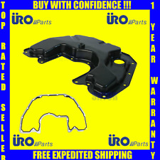 BMW Engine Oil Pan+Gasket Lower Set E60 E63  E64 E65 E66 02-10 URO 11137574532