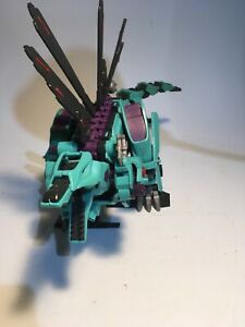 Zoids Dark Spiner #060 Motorized Robot Hasbro As Is Dinosaur Model Incomplete?