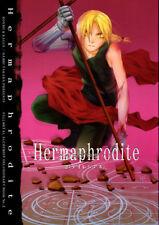 Fullmetal Alchemist YAOI Doujinshi Comic Roy x Ed (Edward) Hermaphrodite 2: Teir