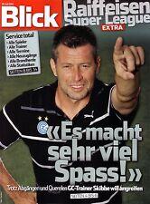 2014 2015 Switzerland Blick Extra Super League Swiss Football Preview Magazine