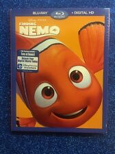 Finding Nemo (Blu-ray/Digital Hd, 2016, 2-Discs) New w/ Slipcover; Disney-Pixar