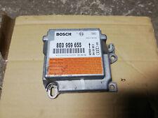 Audi A4 B6 airbag crash sensors module 8E0959655 0285001400