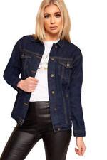 Altri giacche da donna blu floreale