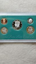 "1996 United States Mint Silver Proof Set ""S"""