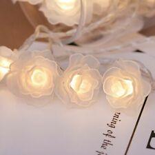 String Lights Wedding Roses Fairy LED USB Battery Powered Waterproof Multi Sizes