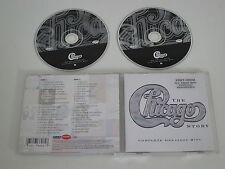 Chicago/The Chicago Story: Greatest Hits (rhino-wsm 8122 73606 2) 2xCD ALBUM