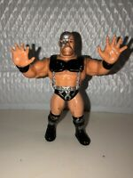 WWF WWE Hasbro The Warlord Wrestling Action Figure Titan Sports 1992 Vtg Retro