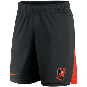 New 2021 MLB Baltimore Orioles Nike Home Plate Franchise Performance Shorts NWT