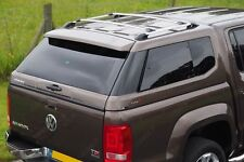 VW Amarok Hardtop Canopy - Alpha Type E - Hard Top with Central Locking